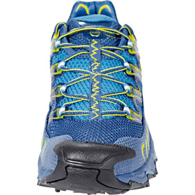 La Sportiva Ultra Raptor Running Shoes Herren blue/sulphur
